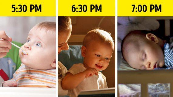 10 πράγματα που κάνουμε λάθος με τον ύπνο των παιδιών μας
