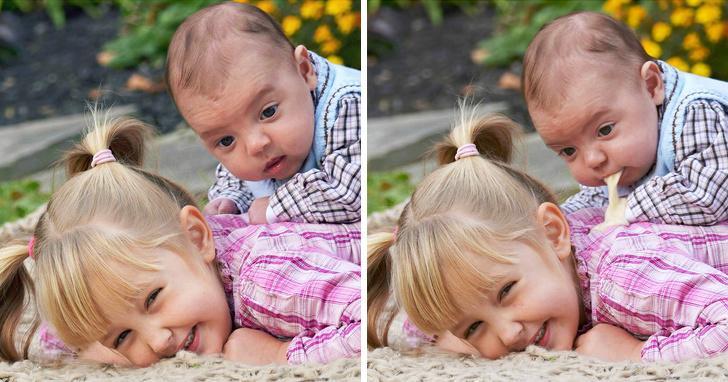 Θα κλάψετε από τα γέλια! 18 ξεκαρδιστικές λήψεις αποτυχημένων φωτογραφιών