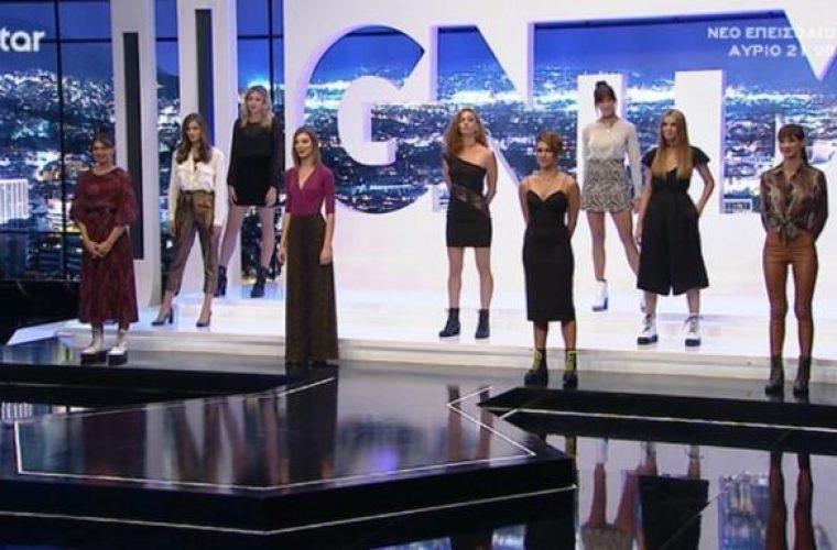 Απίστευτη ανατροπή στο GNTM – Η απόφαση των κριτών που έφερε τα πάνω κάτω στον διαγωνισμό…