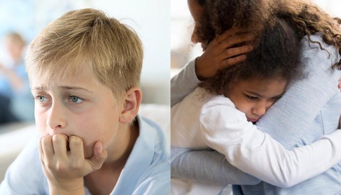 Πως θα βοηθήσετε το παιδί να αντιμετωπίσει το άγχος του: Σταματήστε να του λέτε ότι όλα θα πάνε καλά!