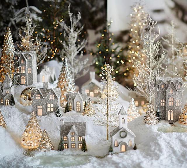 Πλήρης οδηγός για την πιο εντυπωσιακή Xριστουγεννιάτικη διακόσμηση εξωτερικών χώρων