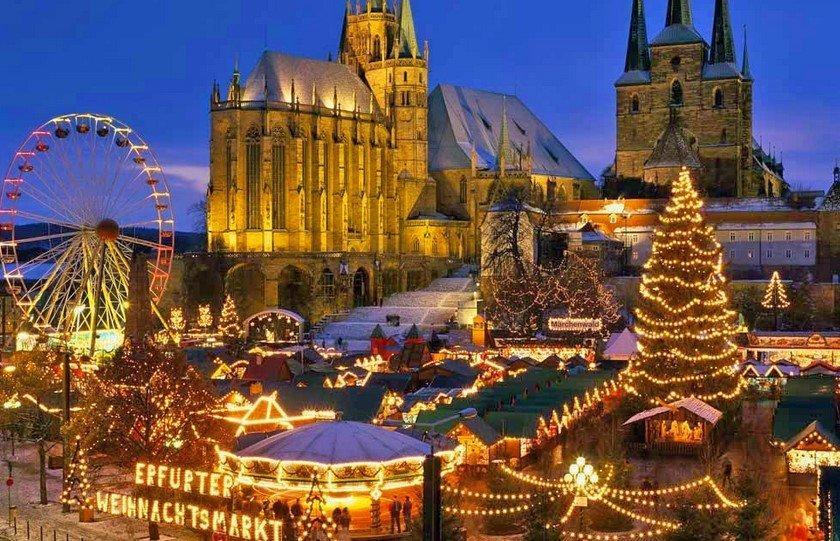 Οι 16 TOP προορισμοί του εξωτερικού για τα πιο ονειρεμένα Χριστούγεννα!