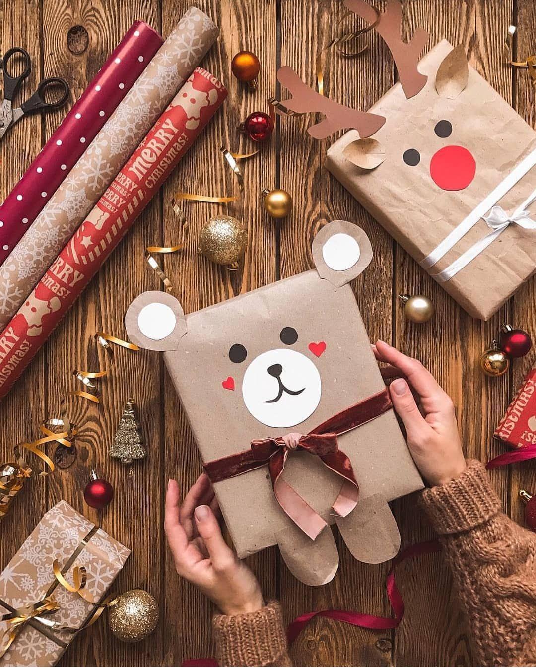 Όμορφες DIY ιδέες για το περιτύλιγμα των δώρων που θα προσφέρετε φέτος τα Χριστούγεννα!