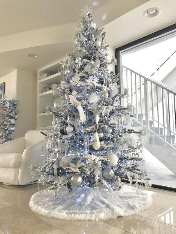 Υπέροχοι χρωματικοί συνδυασμοί για τον Χριστουγεννιάτικο στολισμό!