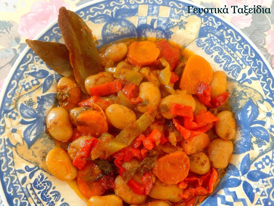 Φασουλονταβάς: Μία παραδοσιακή μακεδονίτικη συνταγή για όσπρια