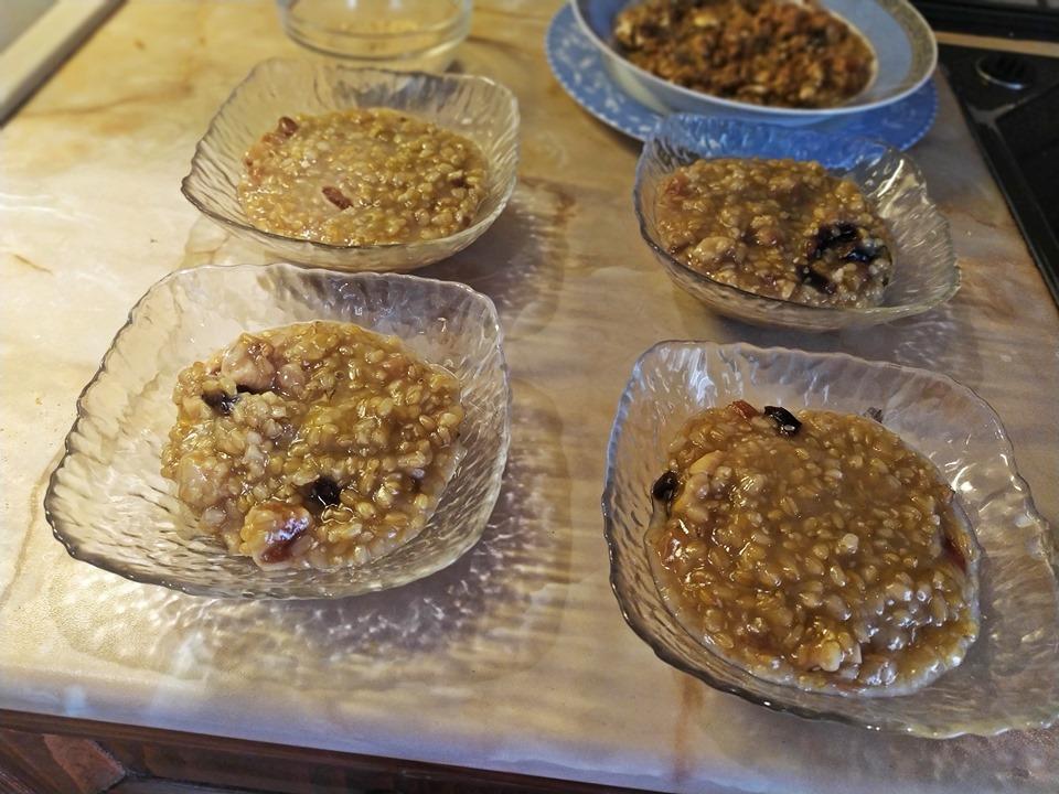 Μαγειρεύοντας με την Αρετή: Παραδοσιακό γλυκό Βαρβάρα