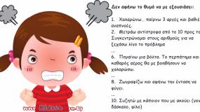 Θυμός στα παιδιά: 10 Πολύτιμες συμβουλές και Τεχνικές διαχείρισης του θυμού
