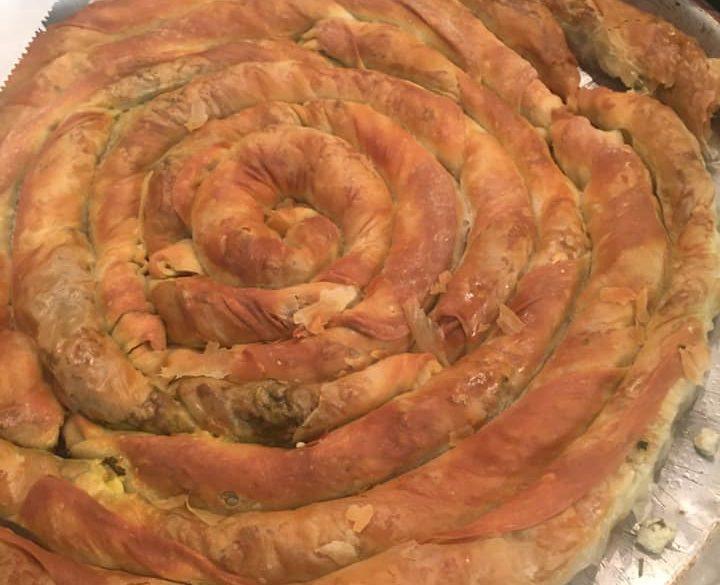 Συνταγή για το πιο εύκολο φύλλο για στριφτές πίτες