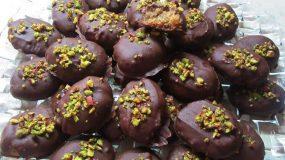 Λαχταριστά μελομακάρονα σκέτα η με σοκολάτα της Γωγως Σαμίου