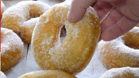Πως να φτιάξετε Λουκουμάδες παραλίας - How to make perfect Donuts recipe Live Kitchen
