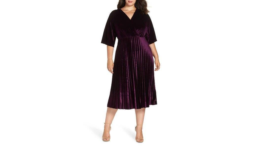19 plus size εορταστικά ντυσίματα για νυχτερινές εξόδους που θα σε ξετρελάνουν