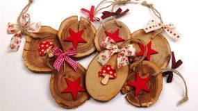 DIY χριστουγεννιάτικα διακοσμητικά για όλη την οικογένεια (photo)