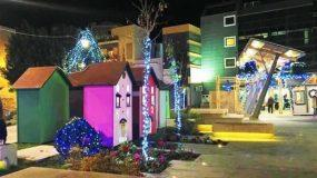 Γιατί η Χαλκίδα είναι ο καλύτερος κοντινός χριστουγεννιάτικος προορισμός!