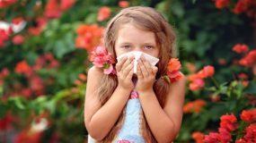 Οι πιο συνηθισμένες αλλεργίες που μπορούν να αναπτύξουν παιδιά από 3 έως 6 ετών!