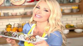 Η τέλεια συνταγή για τρουφάκια από την Ελένη Μενεγάκη!