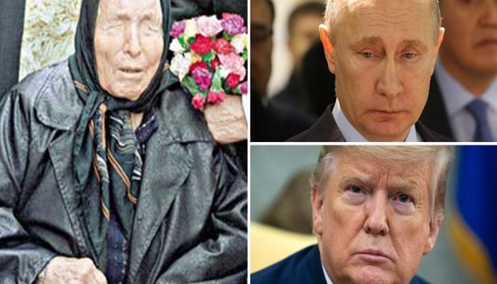 Οι προβλέψεις για το 2020 sοκάρουν - Θα αρρωστήσει ο Τραμπ και θα δεχτεί δολοφονική επίθεση ο Πούτιν