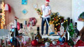 10 οικονομικά και αποτελεσματικά clean tips για να καθαρίσεις το σπίτι σου μετά το Πρωτοχρονιάτικο ρεβεγιόν