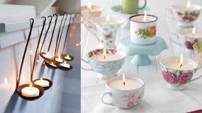 10 DIY ιδέες για την πιο όμορφη διακόσμηση στο σπίτι