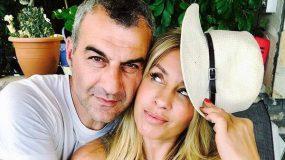 Γωγώ Μαστροκώστα: Η πρωτοχρονιάτικη φωτoγραφία με την κόρη της που έριξε το Instagram (εικόνα)
