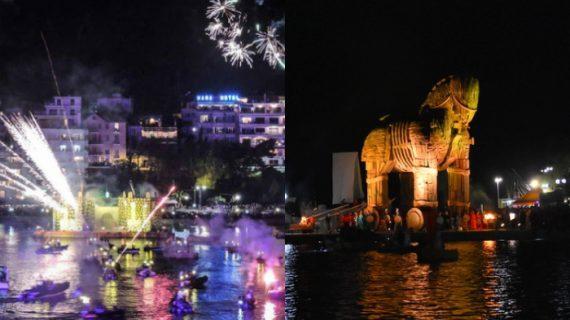 Το μοναδικό Θαλασσινό Καρναβάλι στην Ελλάδα είναι στη Χαλκίδα και πρέπει να το ζήσεις απο κοντά!