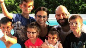 Δείτε την υπέροχη φωτογραφία της οικογένειας Σπανούλη λίγο πριν έρθει το 6ο μwρο στη ζωή τους