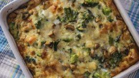 Φανταστική Ομελέτα Φούρνου (Σαν Σουφλέ) - Easy Egg Bake Recipe