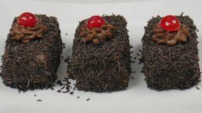 Πάστα με τρούφα και βελούδινη μους σοκολάτας (βίντεο)