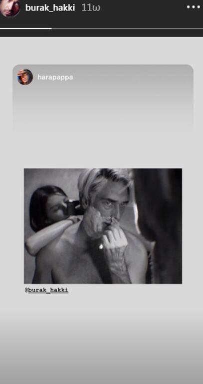 """Η αλλαγή του Μπουράκ Χακί στο look του που """"έριξε"""" το instagram!"""