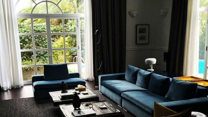Το υπέροχο σπίτι του Γιώργου Μαζωνάκη σκανδιναβικής αισθητικής με ζεστές γωνιές! (εικόνες)