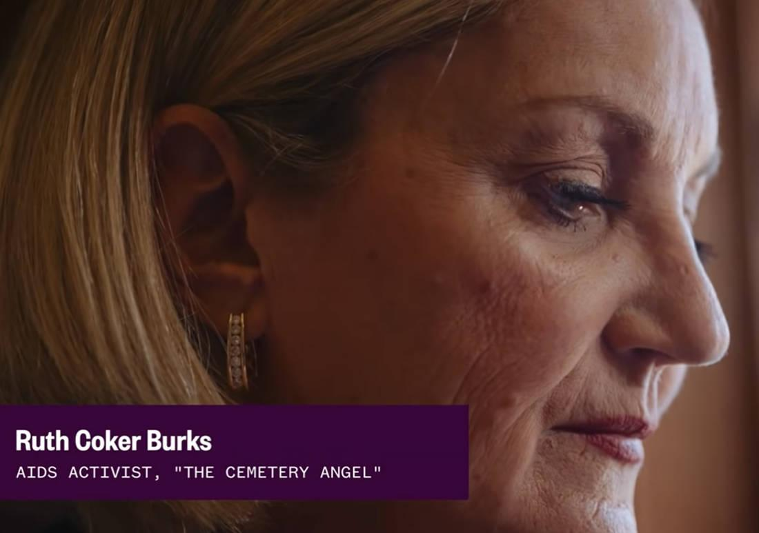 Ruth Coker Burks: Η γυναίκα που αγάπησε εκείνους που οι άλλοι αγνόησαν