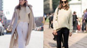 Πως να συνδυάσεις το φθηνό πουλόβερ και να μοιάζει...πανάκριβο!