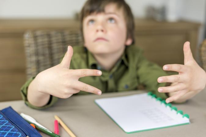 Κάνε το παιδί σου ξεφτέρι στον πολλαπλασιασμό