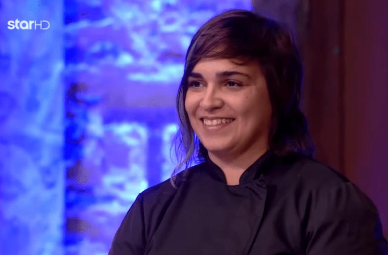 Η πιο αντισυμβατική παίκτρια του MasterChef:  Δήλωσε vegan και τη συνόδευσε η σύντροφό της