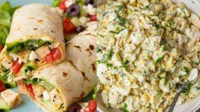 36 Πεντανόστιμες ιδέες για μεσημεριανά γεύματα υγιεινά και με λίγες θερμίδες