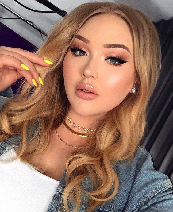 Έχεις ξανθά μαλλιά; Προτάσεις για μακιγιάζ ιδανικα για ξανθές γυναίκες