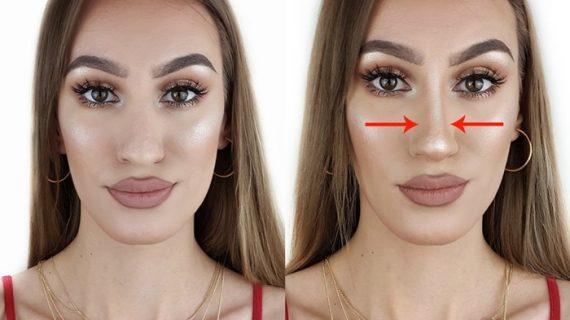 Καν'τε τη μύτη σας να δείχνει πιο μικρή με έξυπνα κόλπα στο μακιγιάζ