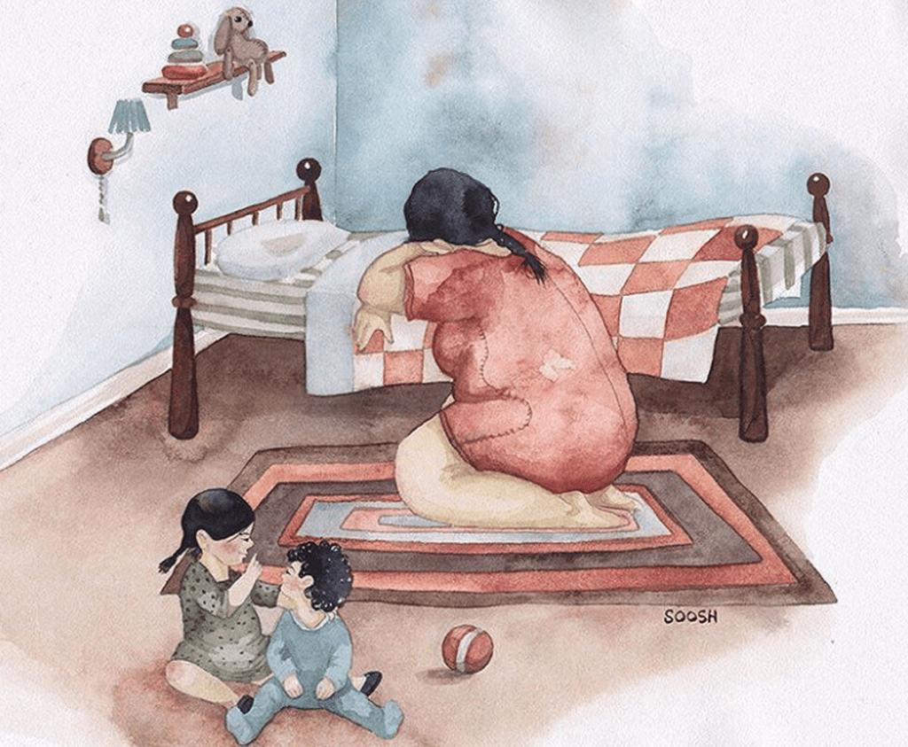 """Τα παιδιά γεννιούνται από δύο γονείς-Είναι άδικο να τα """"φορτώνεται"""" όλα η μάνα!"""
