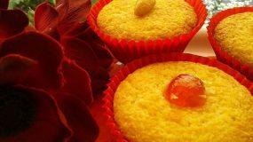 Πεντανόστιμα, cupcakes χωρίς μίξερ με ινδοκάρυδο ιδανικά για κέρασμα