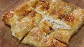 Ατομικές τυρόπιτες σαν μπουγάτσα-Greek Feta Pie