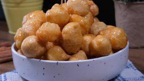 συνταγή-για παραδοσιακους-λουκουμαδες