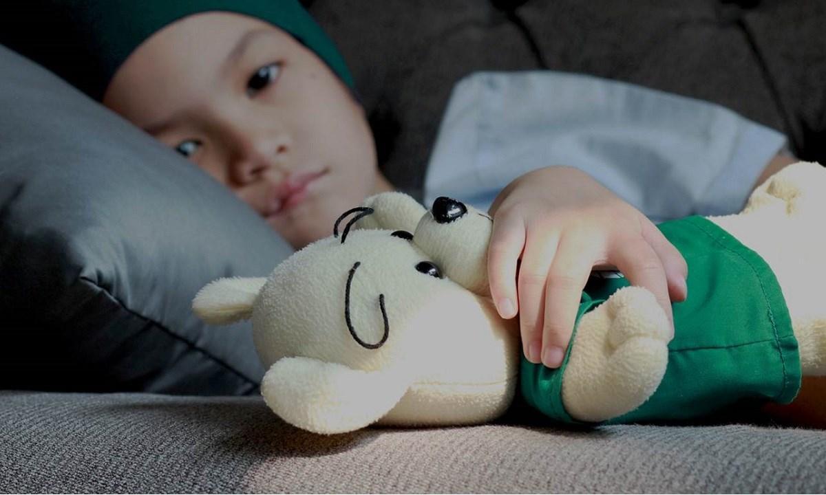 Μία στιγμιαία εικόνα από τη ζωή μου με καρκίνο όταν ήμουν παιδί