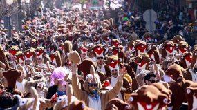 Το Καρναβάλι της Ξάνθης: Το ωραιότερο καρναβάλι της βόρειας Ελλάδας που αξίζει να επισκεφθείς