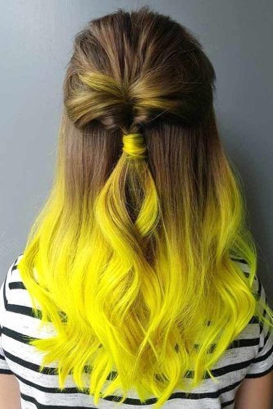 Θέλεις μια αλλαγή στο look σου; Δες 15+2 ιδέες για extreme μαλλιά