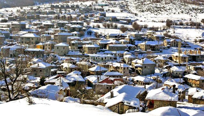 Καϊμακτσαλάν: Αξίζει να επισκεφθείς το υπερσύγχρονο χιονοδρομικό του κέντρο (φωτό,βίντεο)