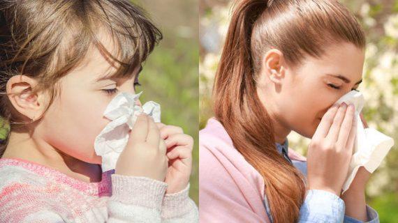Ανοιξιάτικες αλλεργίες που επιμένουν: Ποια είναι τα συμπτώματα και αντιμετώπιση