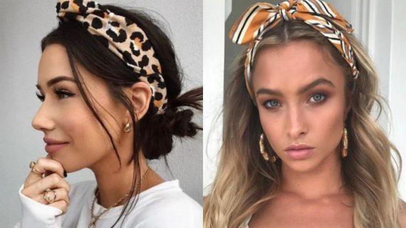 Η κορδέλα στα μαλλιά μπορεί να απογειώσει το στυλ σου-Ιδέες για να τη συνδυάσεις