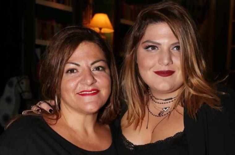 Η κόρη της Σταυροπούλου, Δανάη Μπάρκα, είχε παίξει στο «Είσαι το ταίρι μου» (vid)