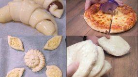 Επαγγελματική συνταγή για ζύμη για όλες τις χρήσεις