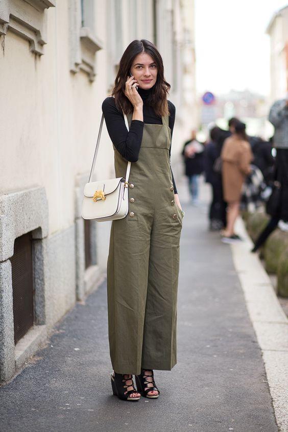 Φέτος την Άνοιξη πρωταγωνιστούν οι Σαλοπέτες-Ιδέες για casual outfits