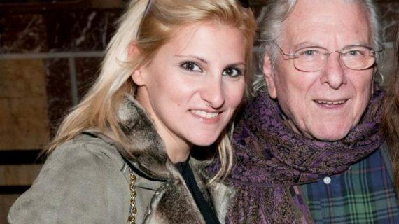 Το συγκινητικό αντίο της Θεοδώρας στον πατέρα της Κώστα Βουτσά!